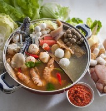 Steamboat (Ying Yong Pot)